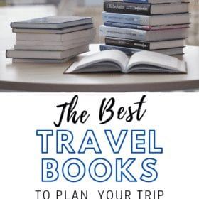 The Best Travel Books to plan your trip