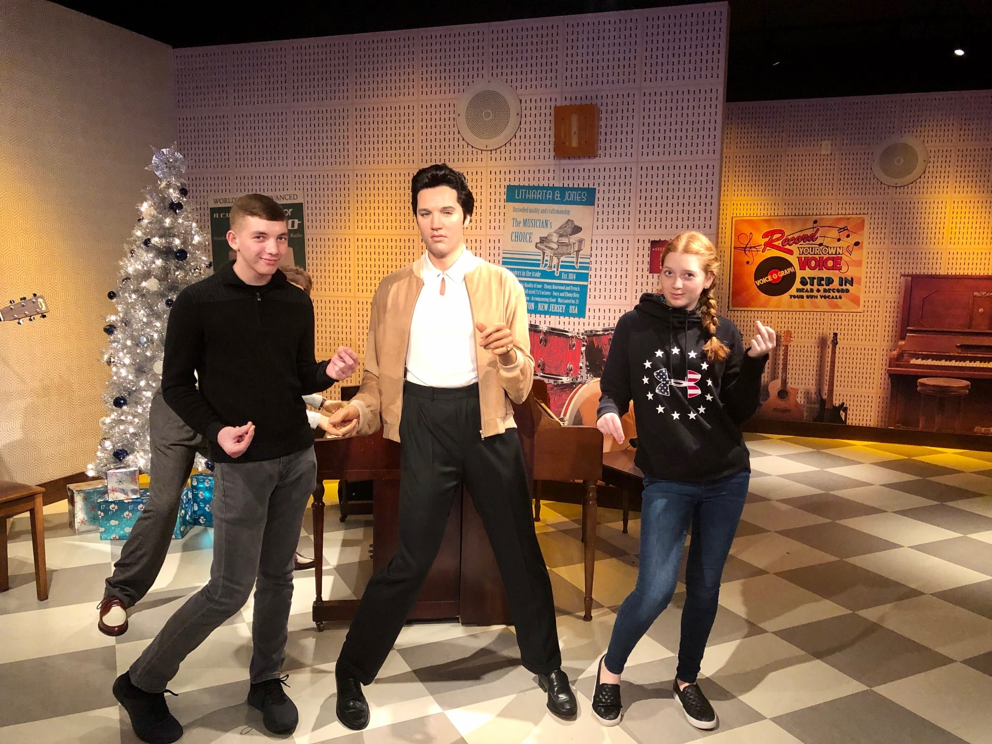 Madame Tussauds Wax Museum Nashville Tennessee