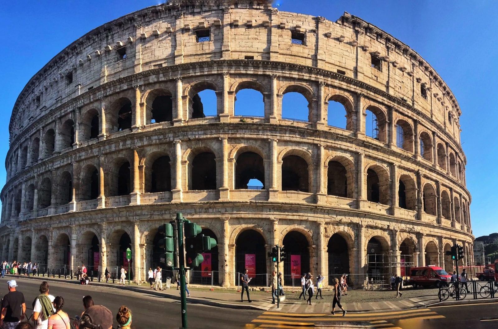 Virtual Tour Colosseum Rome