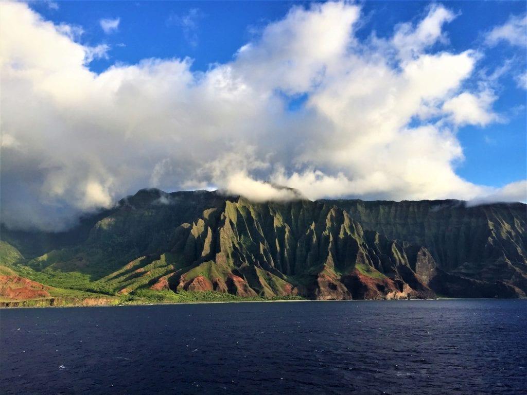 Alfani Coast Hawaiian Island