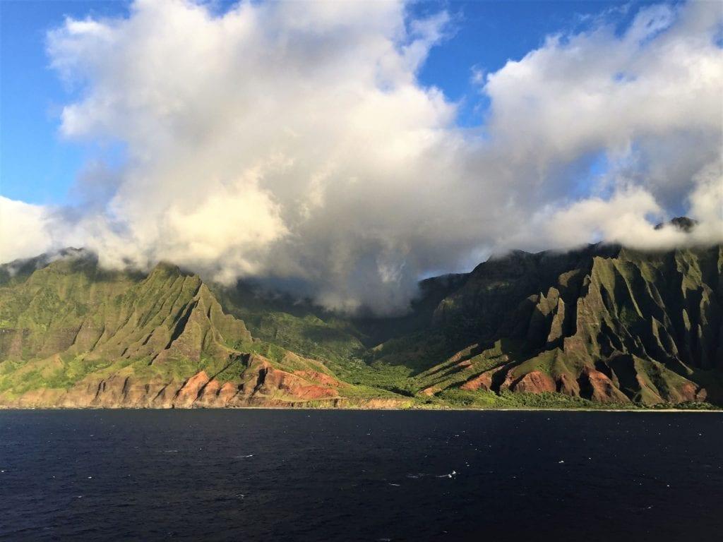 Alfani coast Hawaiian Islands