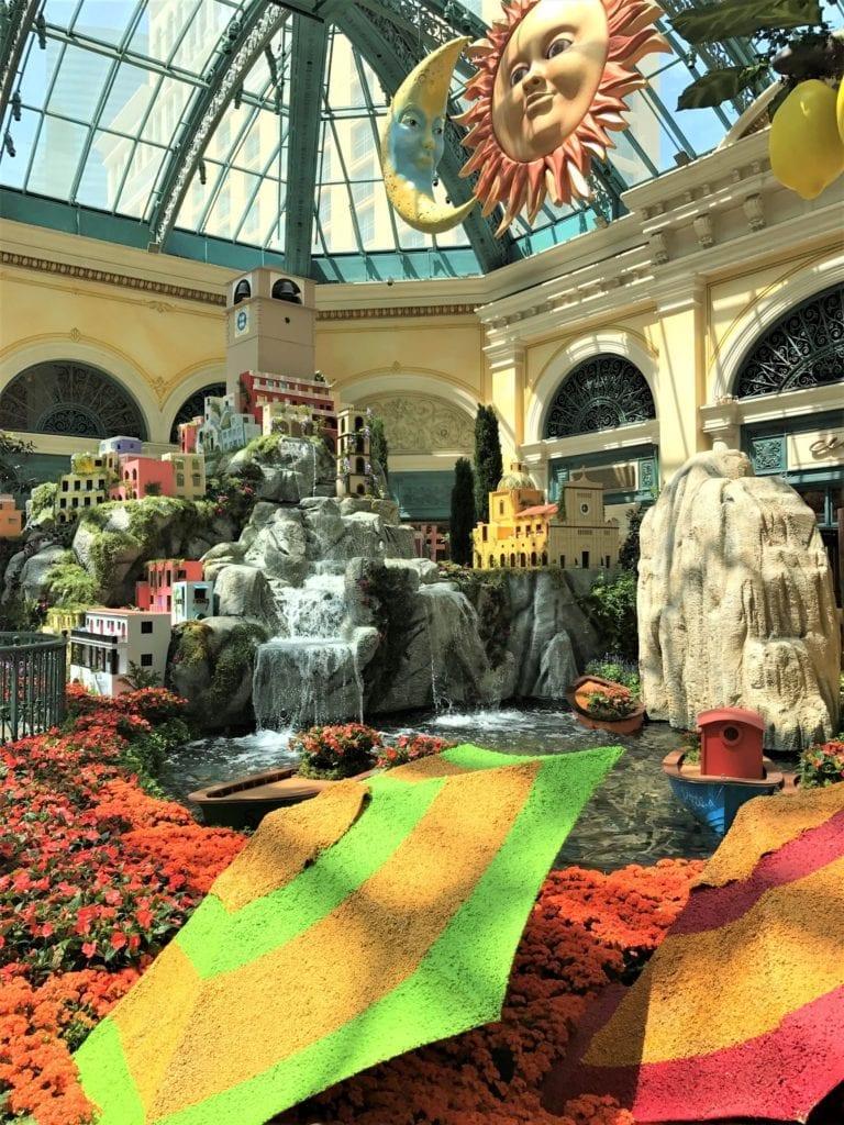 Las Vegas Bellagio Flowers