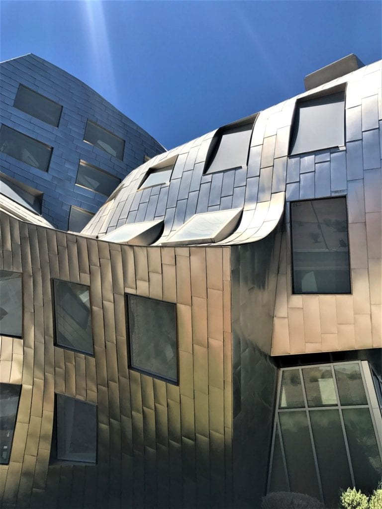 Las Vegas Frank Gehry
