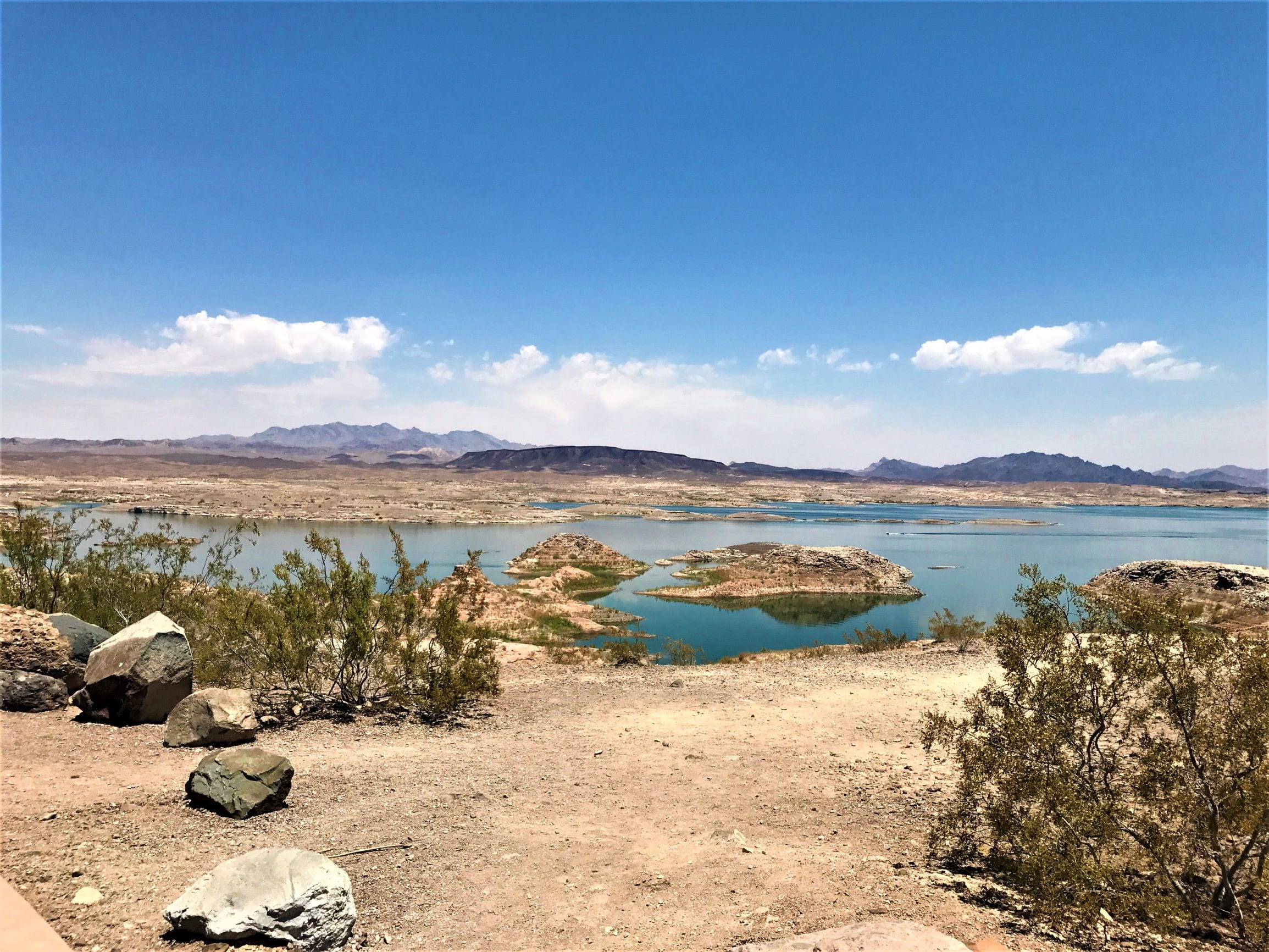 Las Vegas Desert