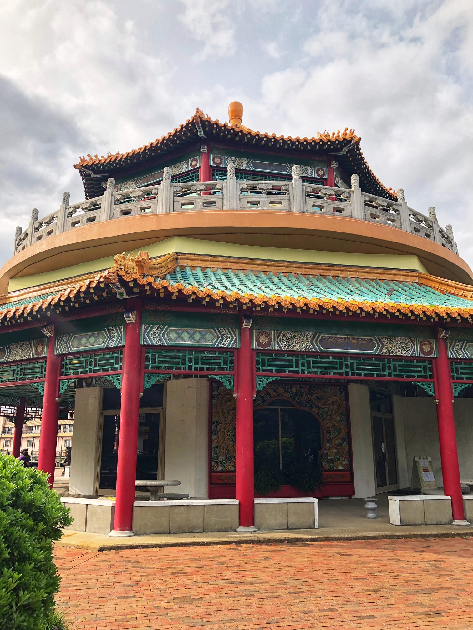 Virginia Oriental Pagoda