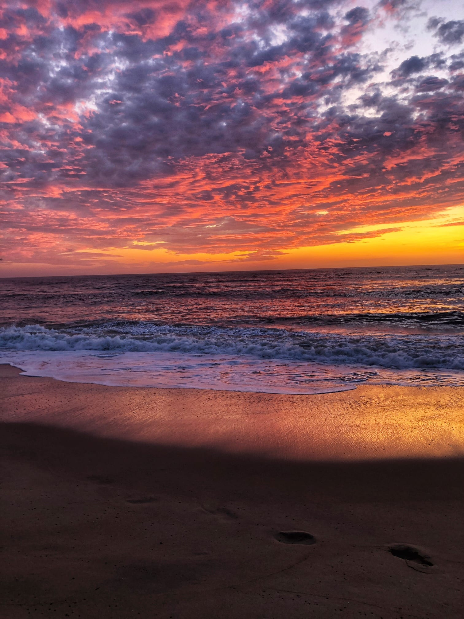 Sunrise Virginia Beach