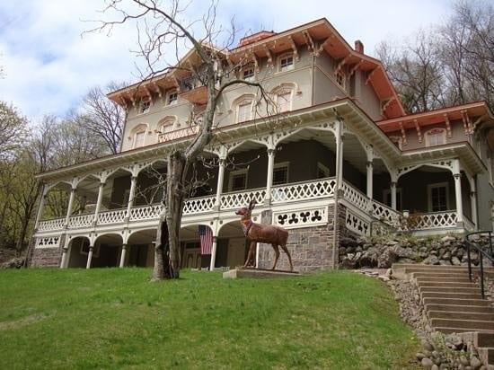 Asa Packer Mansion Jim Thorpe