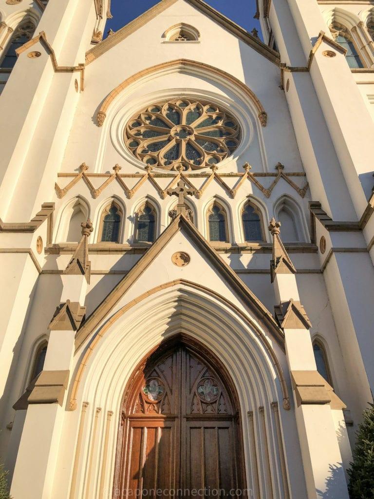 St. John's Cathedral Savannah Georgia