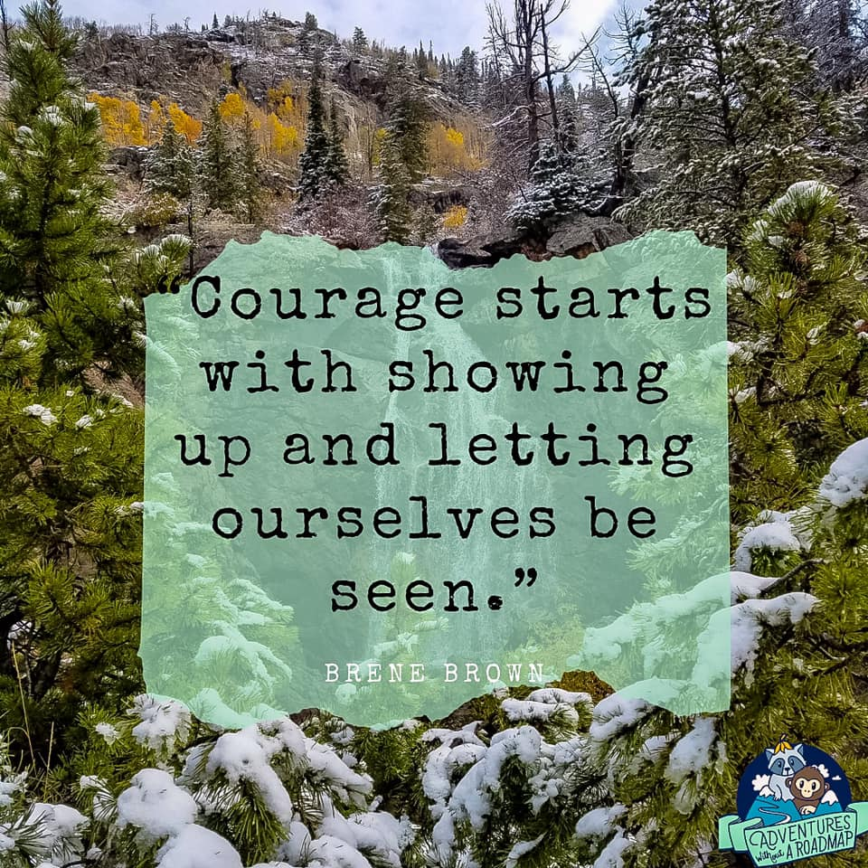 Inspirational Quote about Courage