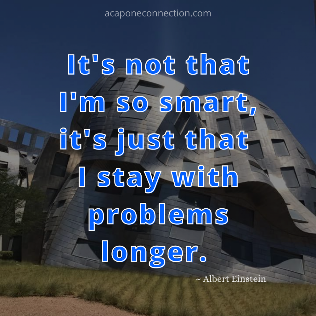 Inspirational Quote about problems