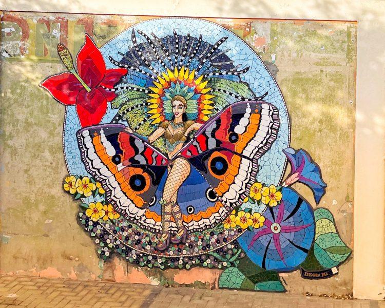 Mural in Aruba